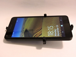 Easy Print Lumia 640 Bicycle Phone Holder