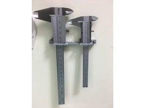 caliper holder 100mm ;150 mm caliper