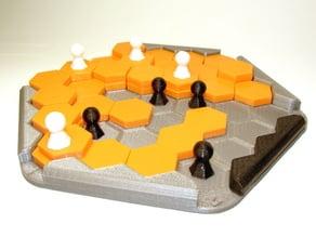 pocket83 Hexagonal Iso-Path Game