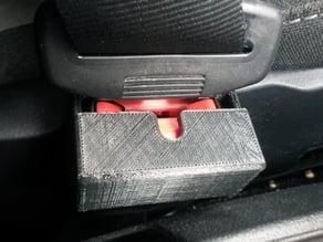 Seatbelt lock