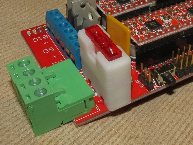 Car Fuse Holder For Pcb Mounting By Enif