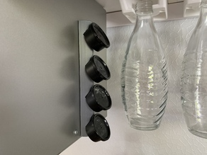 Soda Stream Crystal - Cap holder