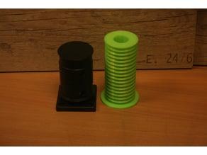 Filamenthalter / Rollenhalter für Velleman Vertex  K8400
