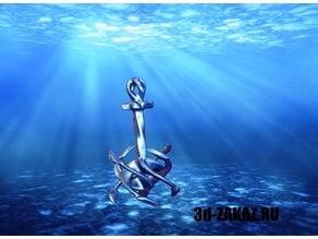Forgotten anchor