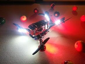 MVQ: Mini V-Tail Quadcopter