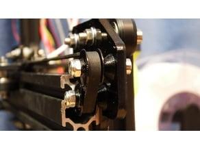 Belt idlers' spacers and washers for Tevo Tarantula