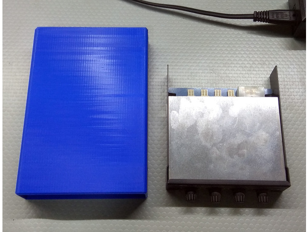 PC Fan Controller Box 3 5