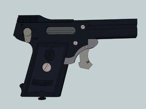 Kolibri 2.7mm pistol