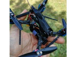 Bandito Betafpv dual-stack TPU parts for 3 inch propellers