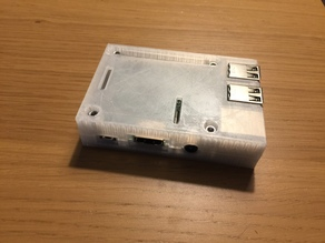 Raspberry Pi Case - screw together