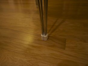 Coffee table foot