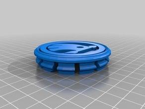 Skoda Center Wheel Cap