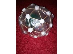 Objeto geodesico polivalente