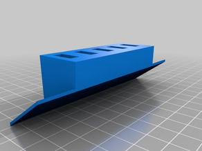 USB Desk / Board Holder 5pcs