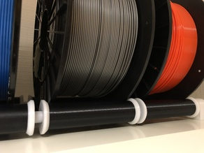 Filament Spool Roll Holder for 608zz Bearing