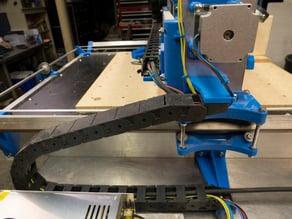R-CNC Cable Chain Modification