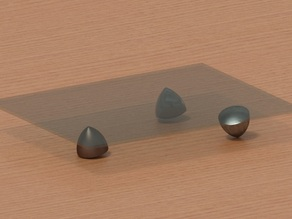 Shapes and Solids of Constant Width - Reuleaux triangle