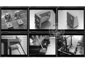 CR-10 S4 Frame Braces [re-MIX]