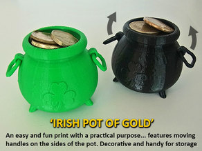 Irish Pot of Gold
