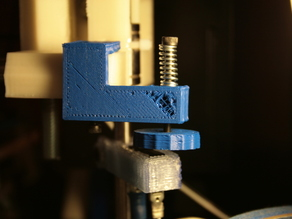 Adjustable Z Endstop for Prusa (Left and Right)