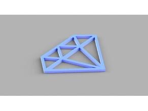 SHINee logo diamond