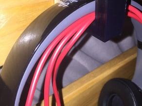 headphone bed holder