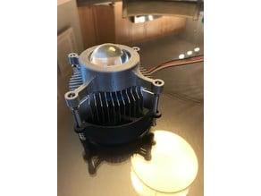 100W LED holder