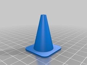 Traffic Cone for Firetruck non spiralized