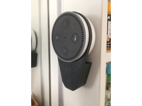 Amazon Echo Dot Cupboard mount