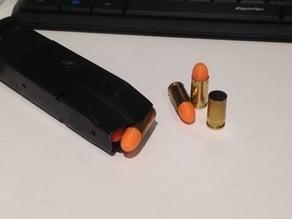 9mm Snap Cap Bullet