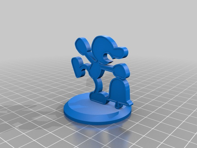 Mr Game And Watch By Jasopp22 Thingiverse