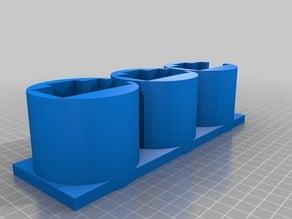 Baofeng UV5R Triple desk mount