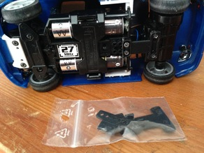 Kyosho H plate