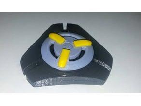 Tracer Pulse Bomb Spinner