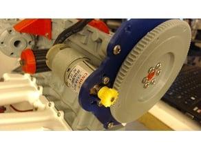 Toyota 22RE Engine Starer Motor