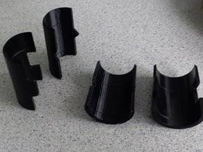 Shelving unit replacement parts