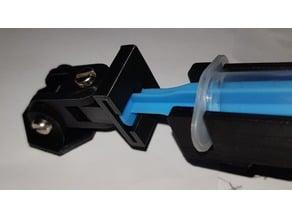 Hydraulic syringe adapter set