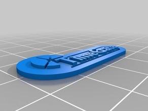 company logo paper clip