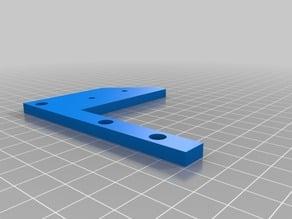 Printrbot Simple Metal Laser Bracket