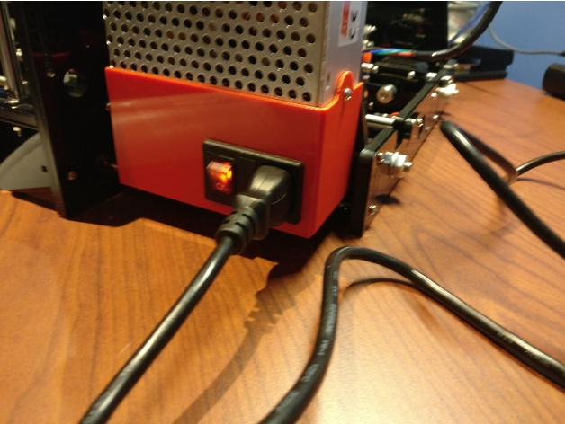 18225e3a6df916f9c5b59c8e78b0b7db_preview_featured anet a8 power supply cover with iec320 c14 socket space by anet a8 power switch wiring diagram at gsmx.co