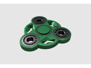 Little Elite Fidget Spinner