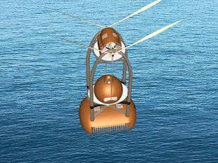 CONCEPT OF A MULTIPLE SYSTEM PRODUCTION ELECTRIC POWER, WIND AND SEA WAVES IN A DECK MARINE