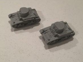 1/72 M1 Combat Car