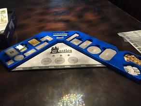 Castles of Mad king Ludwig component tray