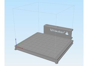 Ultimaker2 Template for Simplify3d