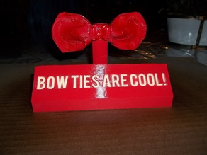 Bowtie's Are Cool