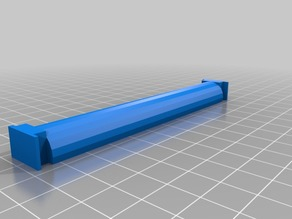 Robo 3d loose top piece for spool holders