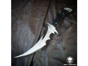 Red Hood Dagger