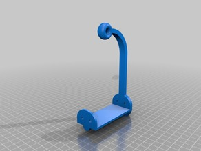 Rolling Spool Mount & Filament Guide (Chiron)
