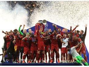 Liverpool CL-Winner Lithophane